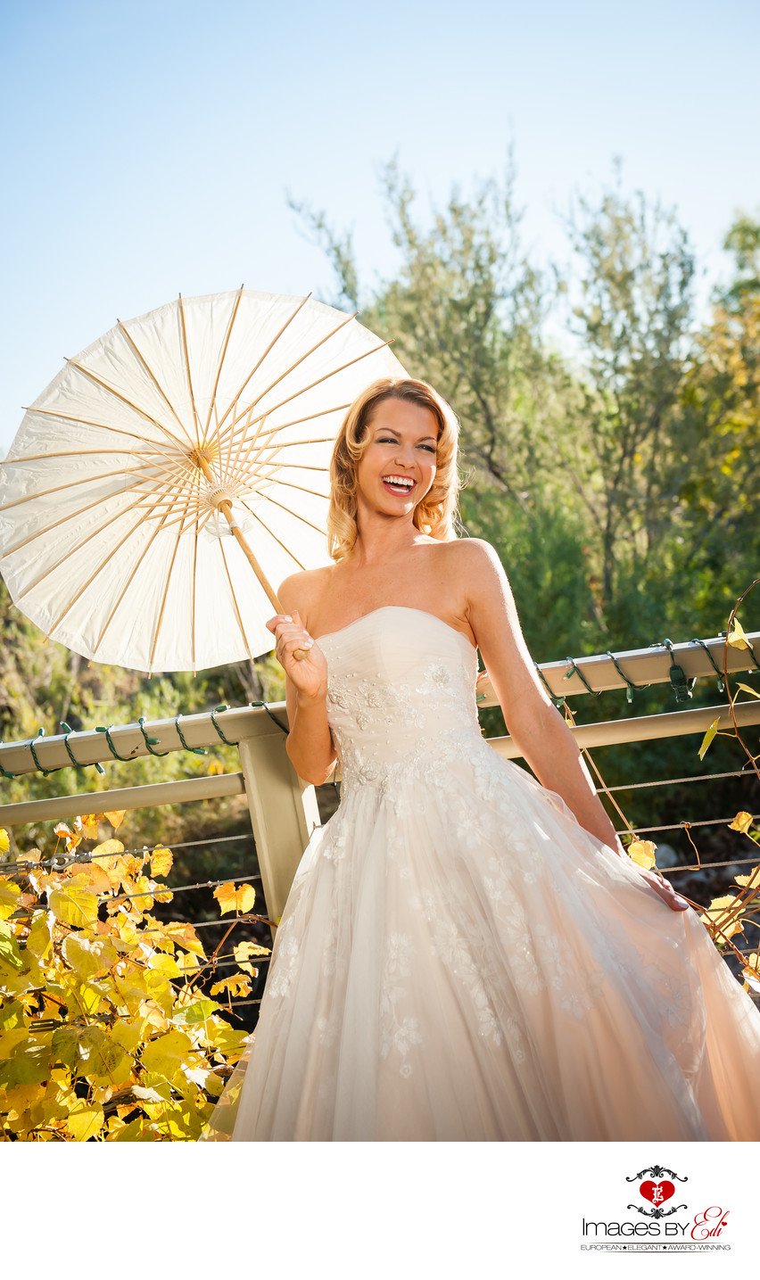 Springs Preserve Las Vegas Wedding Photographer