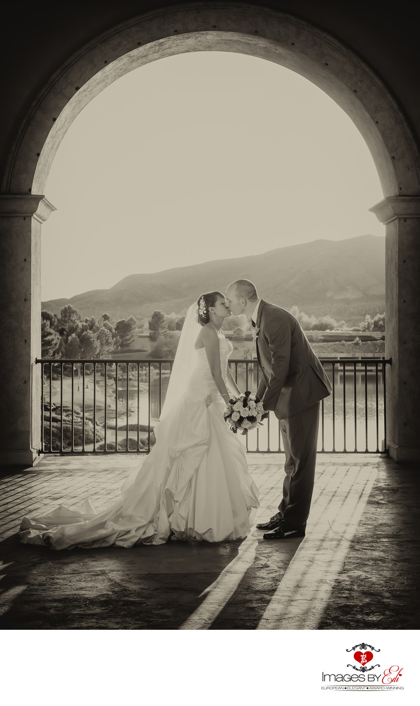 Lake Las Vegas Wedding Photographers