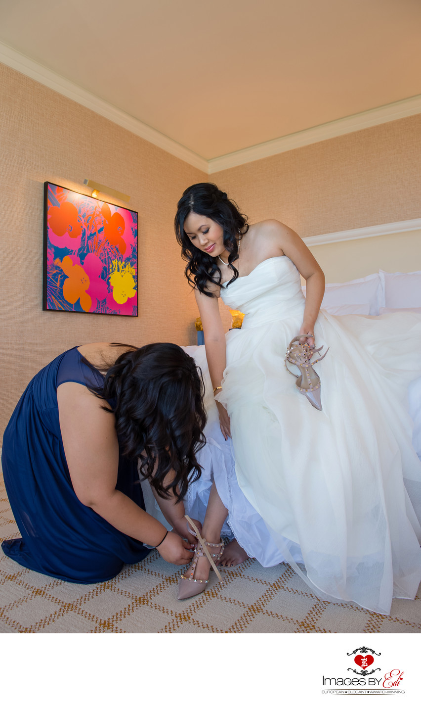 Wynn Resort Las Vegas wedding photographer