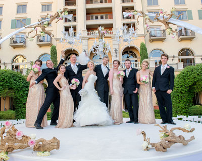 Hilton Lake Las Vegas Wedding photographers