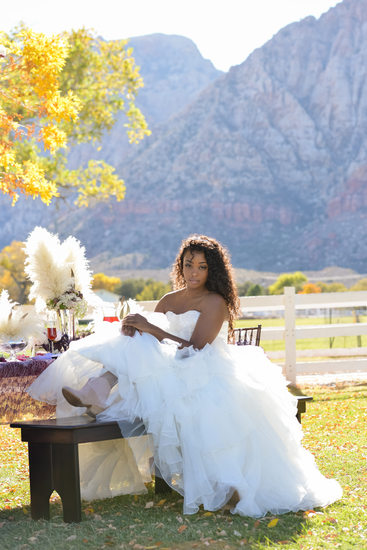 Spring Mountain Ranch Las Vegas Wedding Photographer