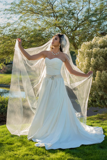 Anthem Country Club Bridal Portrait