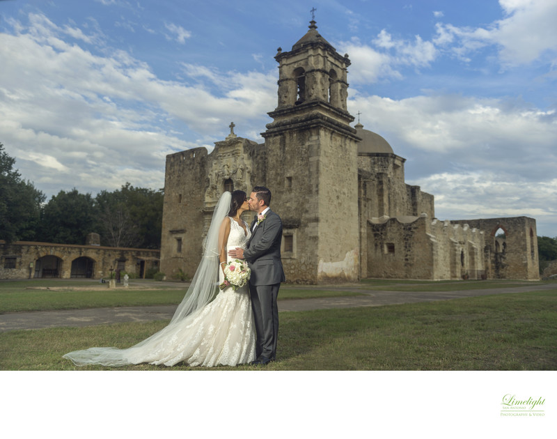 Wedding at Mission San Jose