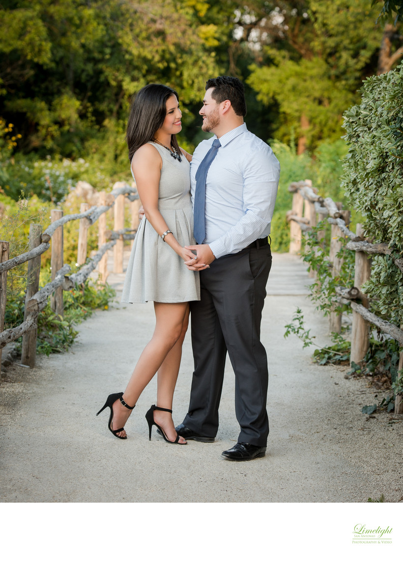 Japanese Tea Gardens Engagement Session