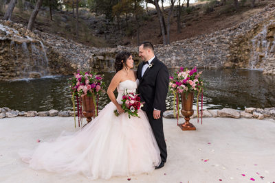 Weddings at Hidden Falls Hays Hollow