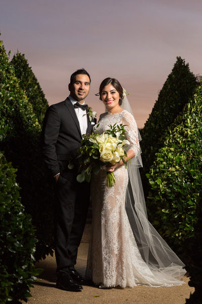 Elegant Wedding at Gardens of Cranesbury View