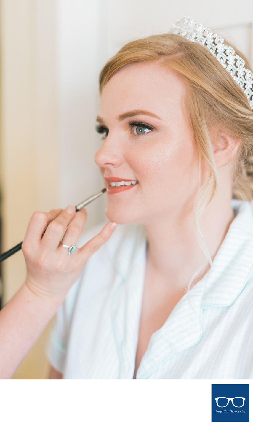 Wedding Day Finishing Touches with AnaRie Hair & Makeup