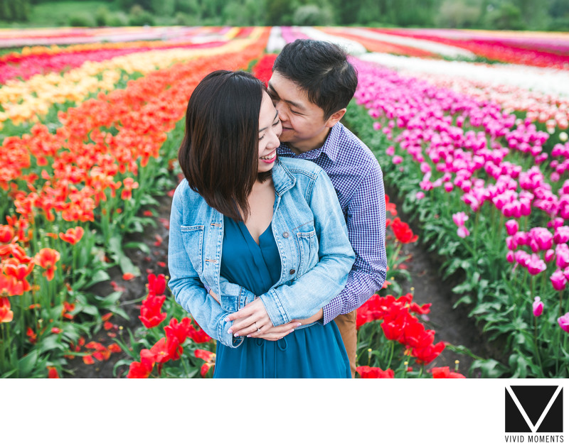 Tulip Field Engagement