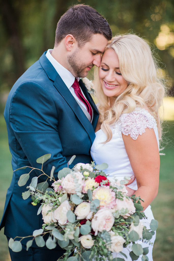 beautiful wedding photos st louis wedding photographer