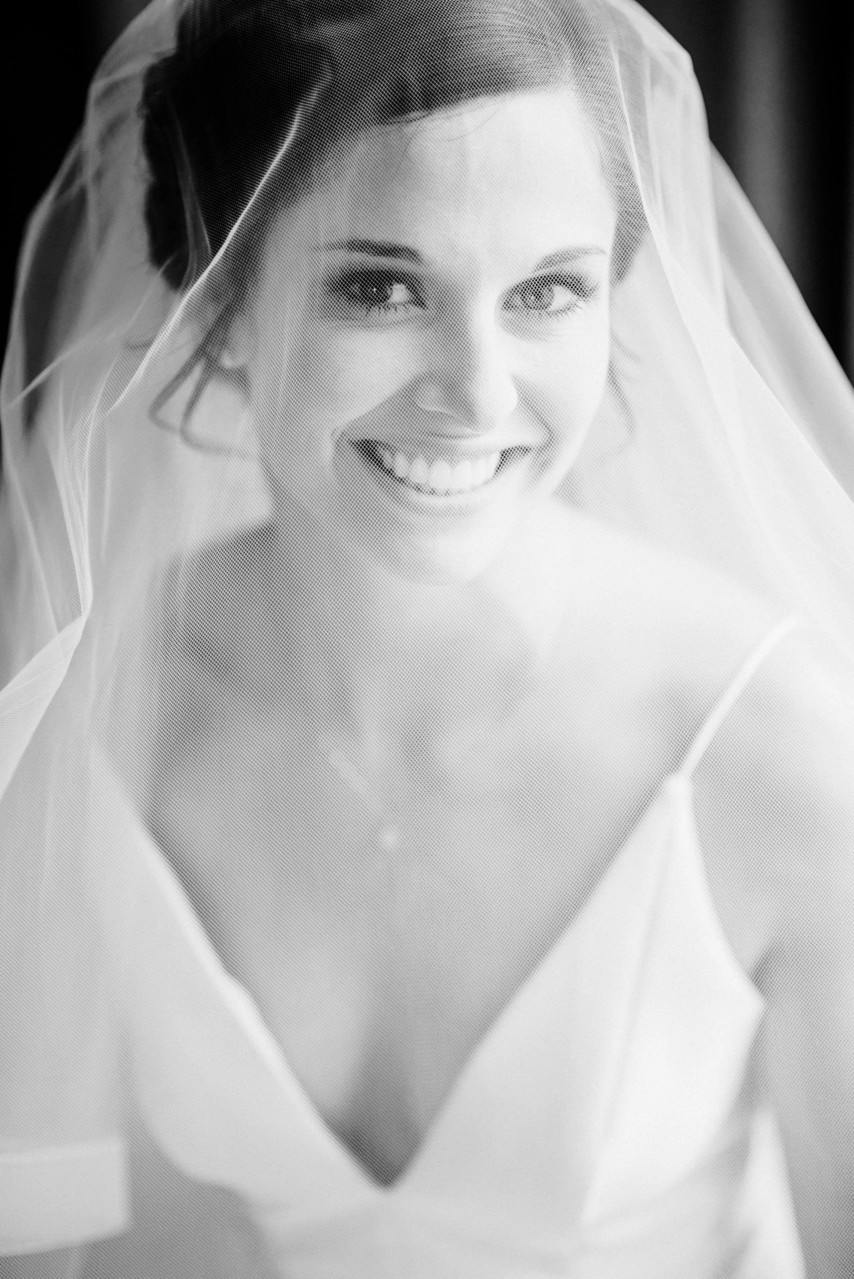 classic natural light veil  bridal st louis mia grace