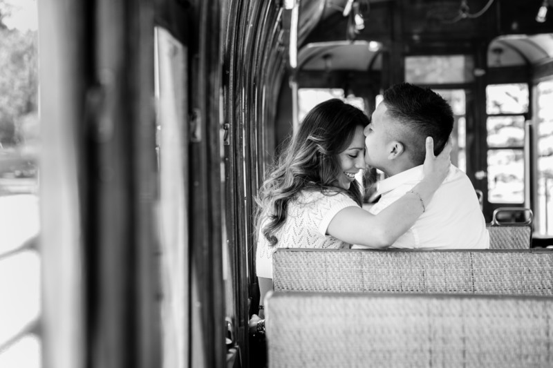 High Level Bridge Streetcar Engagement Photos Edmonton