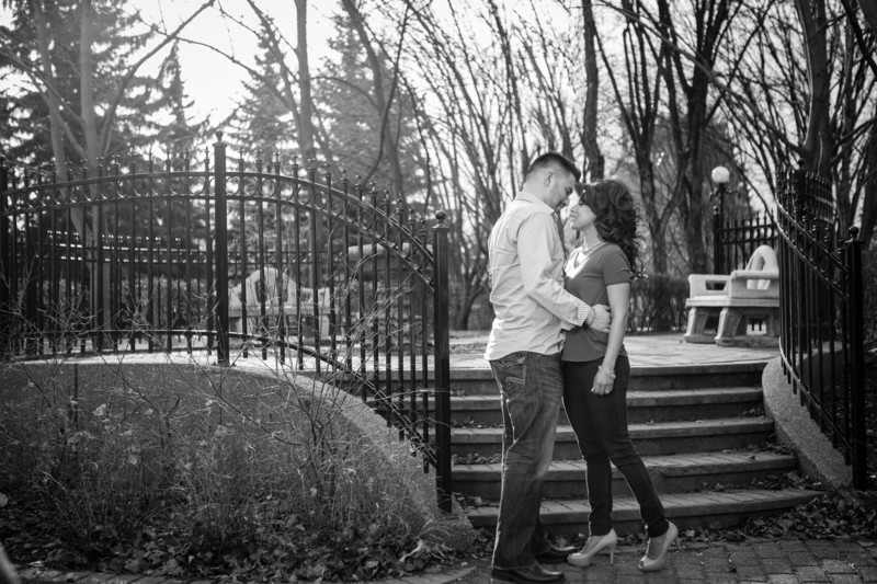 Calgary Engagement Portraits