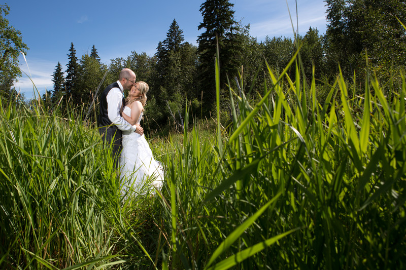 Edmonton Weddings Outdoors