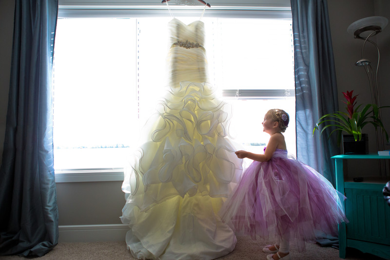 Wedding Dress in Spruce Grove