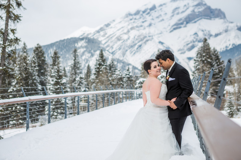 Top Wedding Photographer Banff