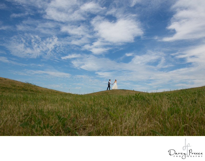 Cameron Heights Park Edmonton Wedding Photographer