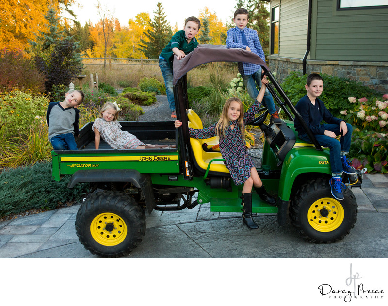 Family Portraits Spruce Grove