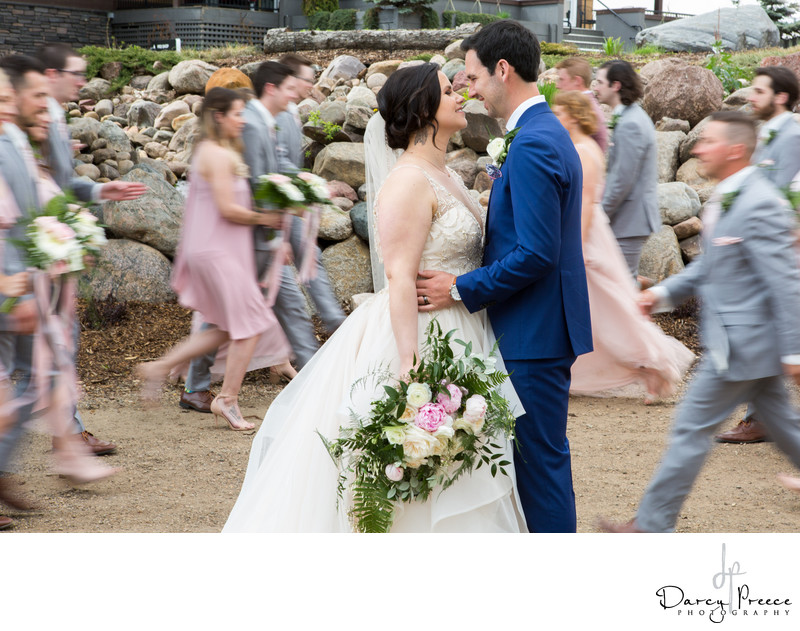 How being organized saved my Edmonton wedding