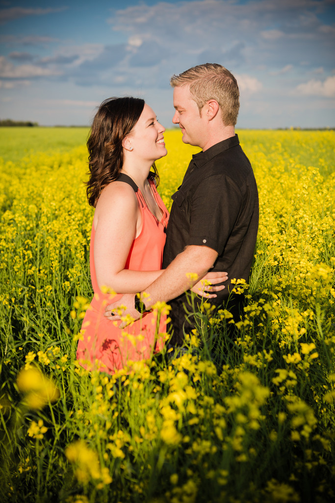 Sherwood Park Engagement Photographer