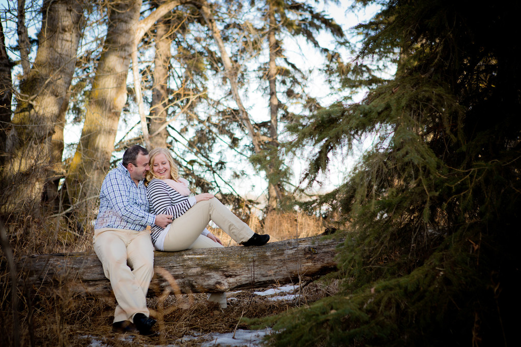Engagement Photos Spruce Grove