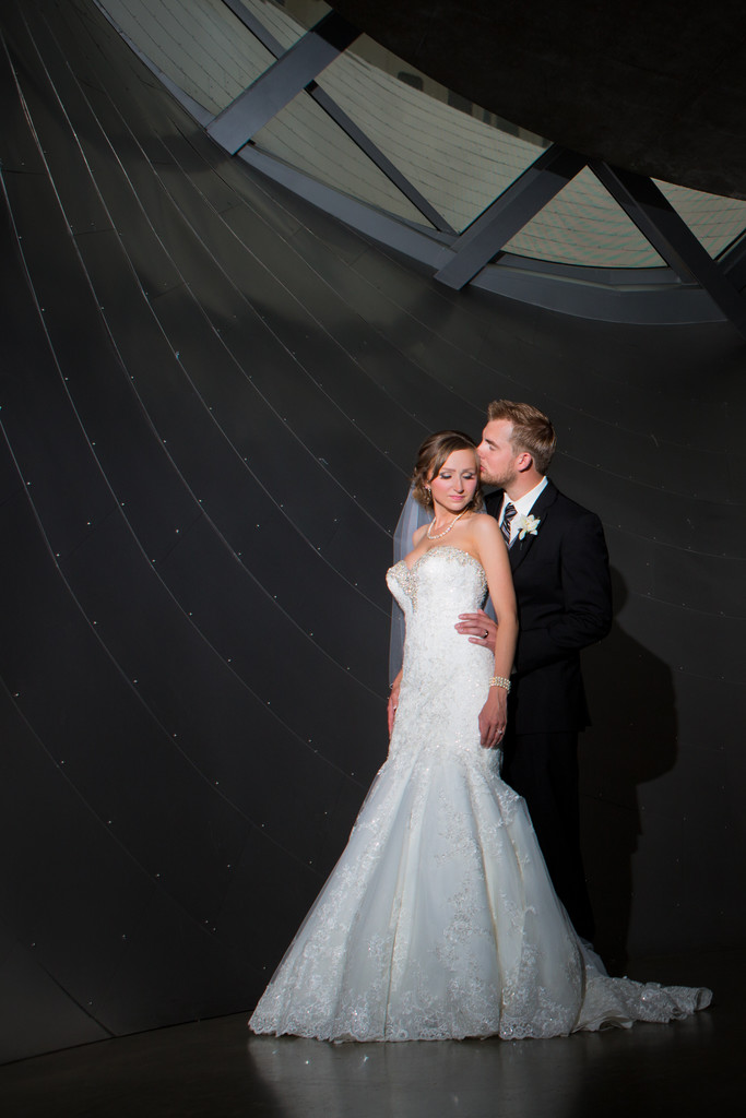 Edmonton Art Gallery Wedding
