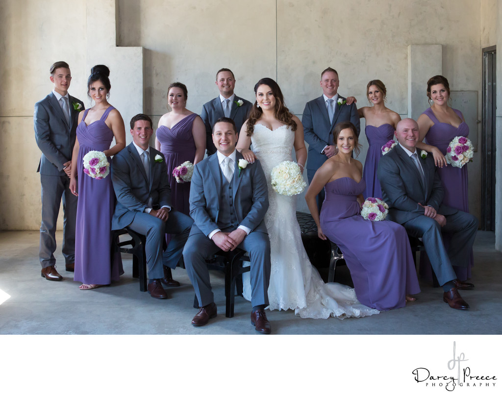 Lessons Learned from Photographing A Big Wedding Party