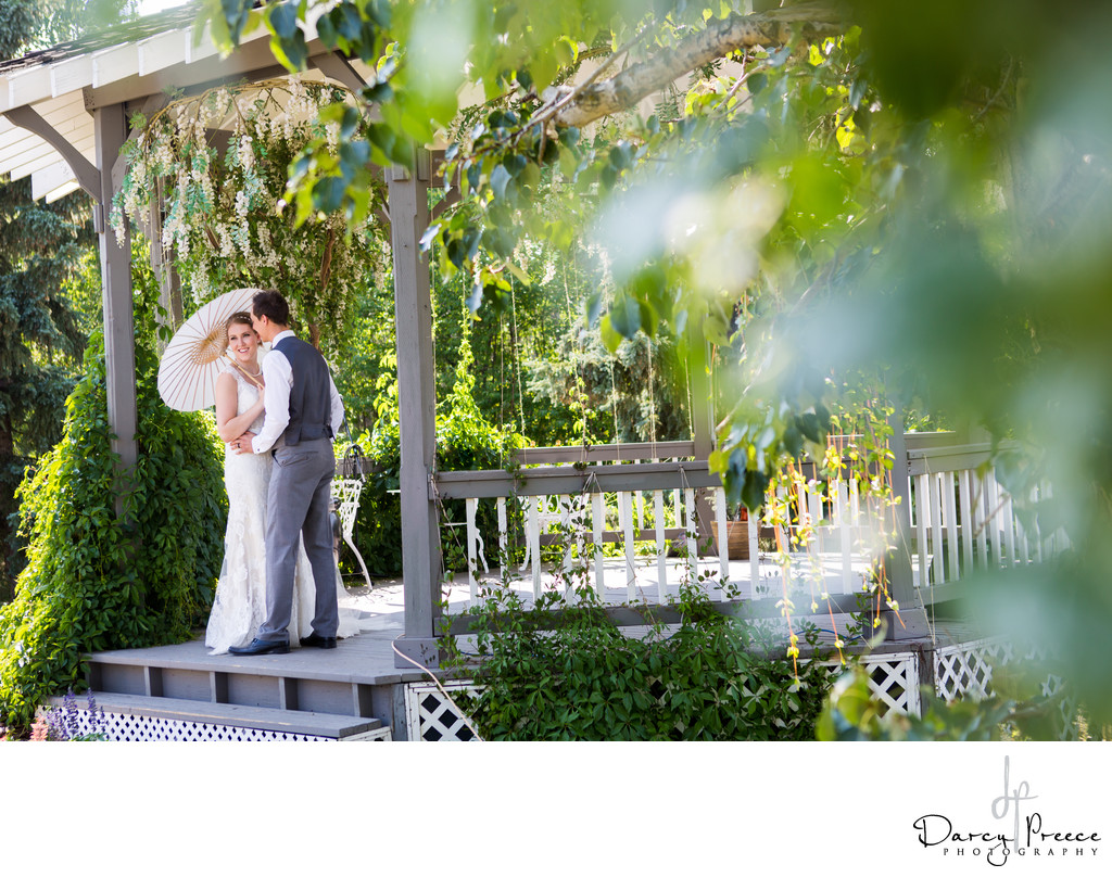 Hastings Lake Gardens Wedding Photographer