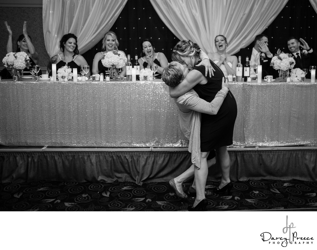 Fun Wedding Photographer Leduc