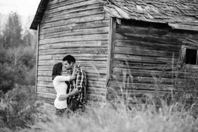 Spruce Grove Engagement Photographer