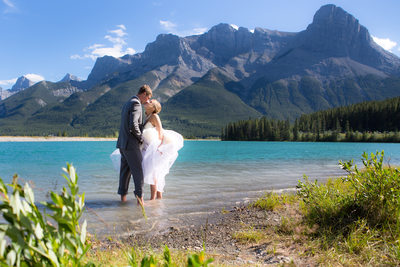 What you should know about Canmore weddings