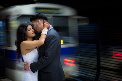 Downtown Edmonton Wedding Photographer