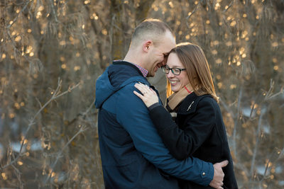 Mill Creek Ravine Engagement Photographer