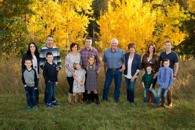 Large groups family photos Edmonton