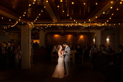 Yellowhead Brewery Wedding Photographer