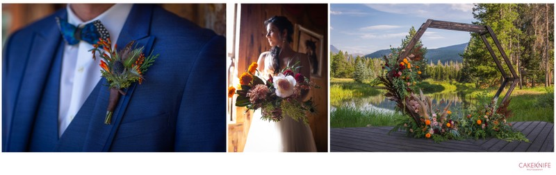 Arapaho Valley Ranch A Florae Styled Shoot Colorado