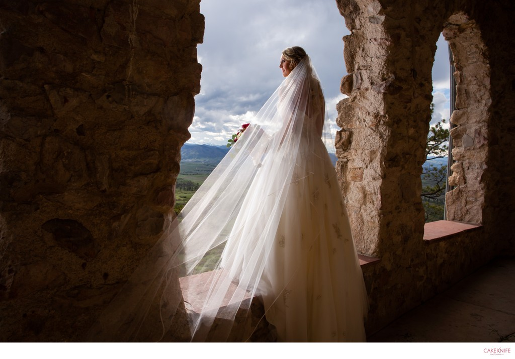 Cherokee Ranch Castle Fairytale Bride