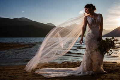 Buena Vista Romantic Elopement Twin Lakes