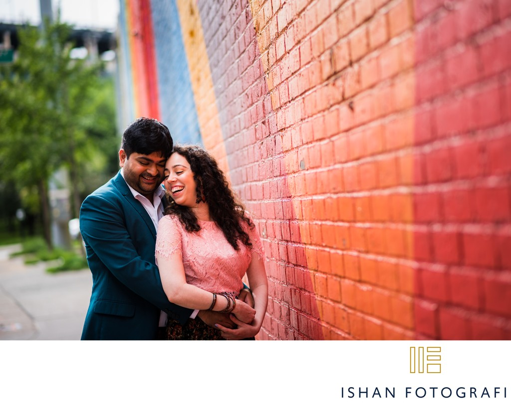 New York City Pre Wedding Photo Shoot