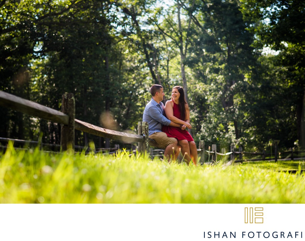 New Jersey Pre Wedding Photo Shoot