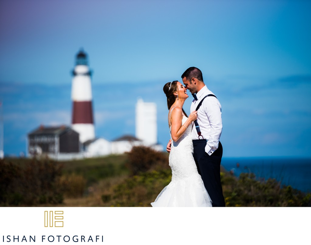 Gourney's Montauk Resort Seawater Spa Wedding