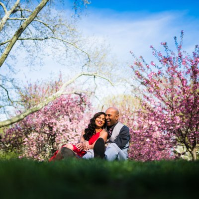 New York Engagement Photographers