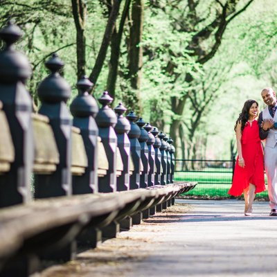 Prospect Park Engagement Photos Brooklyn NY
