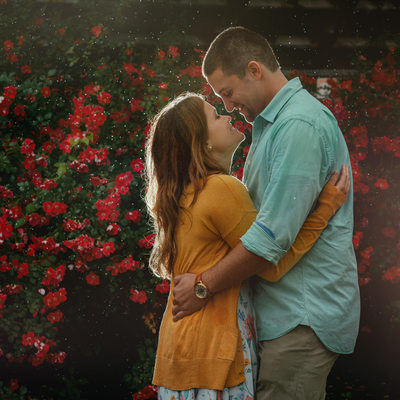 Loving-Engagement-Steel Stacks