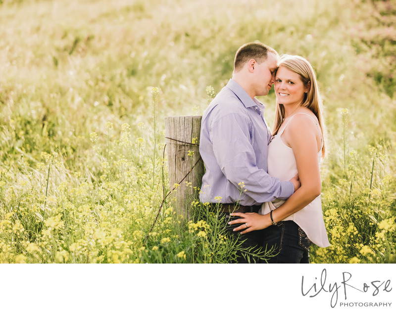 Meritage Engagement Session Photographer