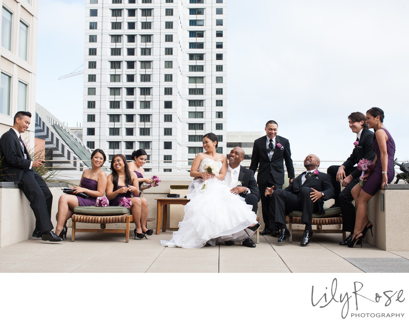 Fun Wedding Photographers in San Francisco