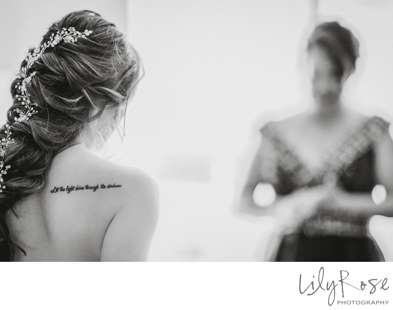 Bride at Meritage Resort and Spa