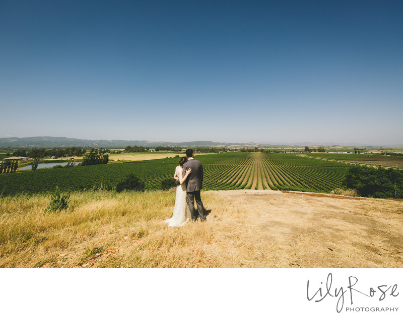 Bride Groom Wedding Photographer Gloria Ferrer Winery