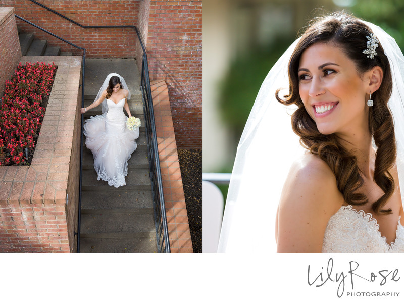 Bridal Portraits Napa Silverado Resort and Spa