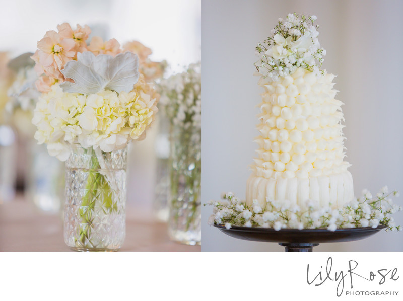 Florals and Cake Wedding Wedgewood Napa