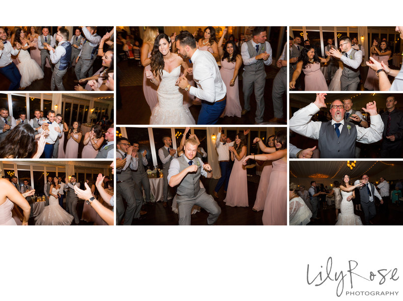 Wedding Reception Dancing Wedgewood Napa